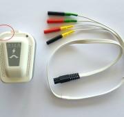 Cable de sortie Stim Bio 50cm vert/jaune PHENIX