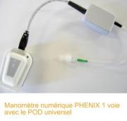 Mano 1 voie avec POD PHENIX Liberty et PHENIX USB Néo